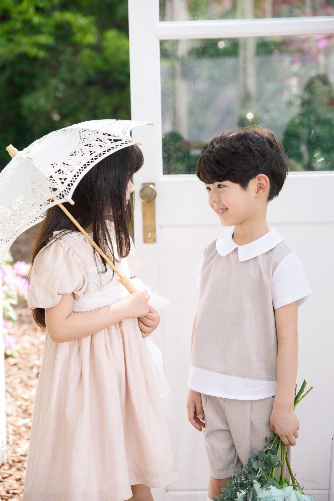 POURENFANT - Korean Children Fashion - #Kfashion4kids - Adrina Dress - 9