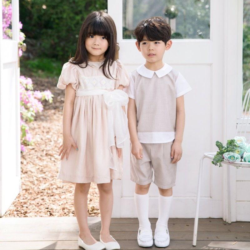 POURENFANT - BRAND - Korean Children Fashion - #Kfashion4kids - Adrina Dress