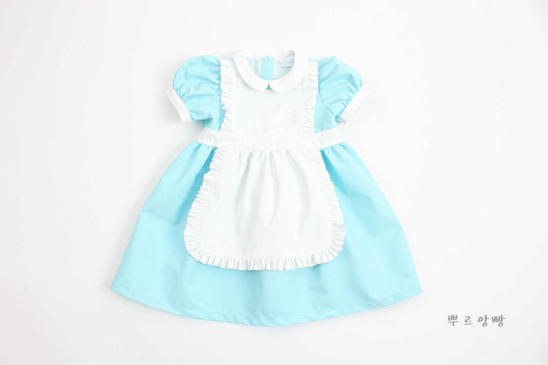 POURENFANT - Korean Children Fashion - #Kfashion4kids - Allie Rain Coat Dress