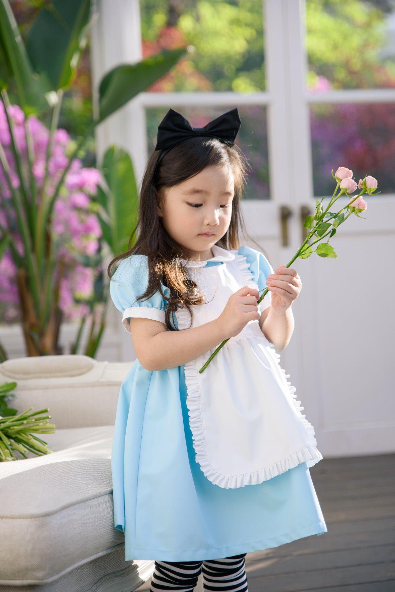 POURENFANT - Korean Children Fashion - #Kfashion4kids - Allie Rain Coat Dress - 10