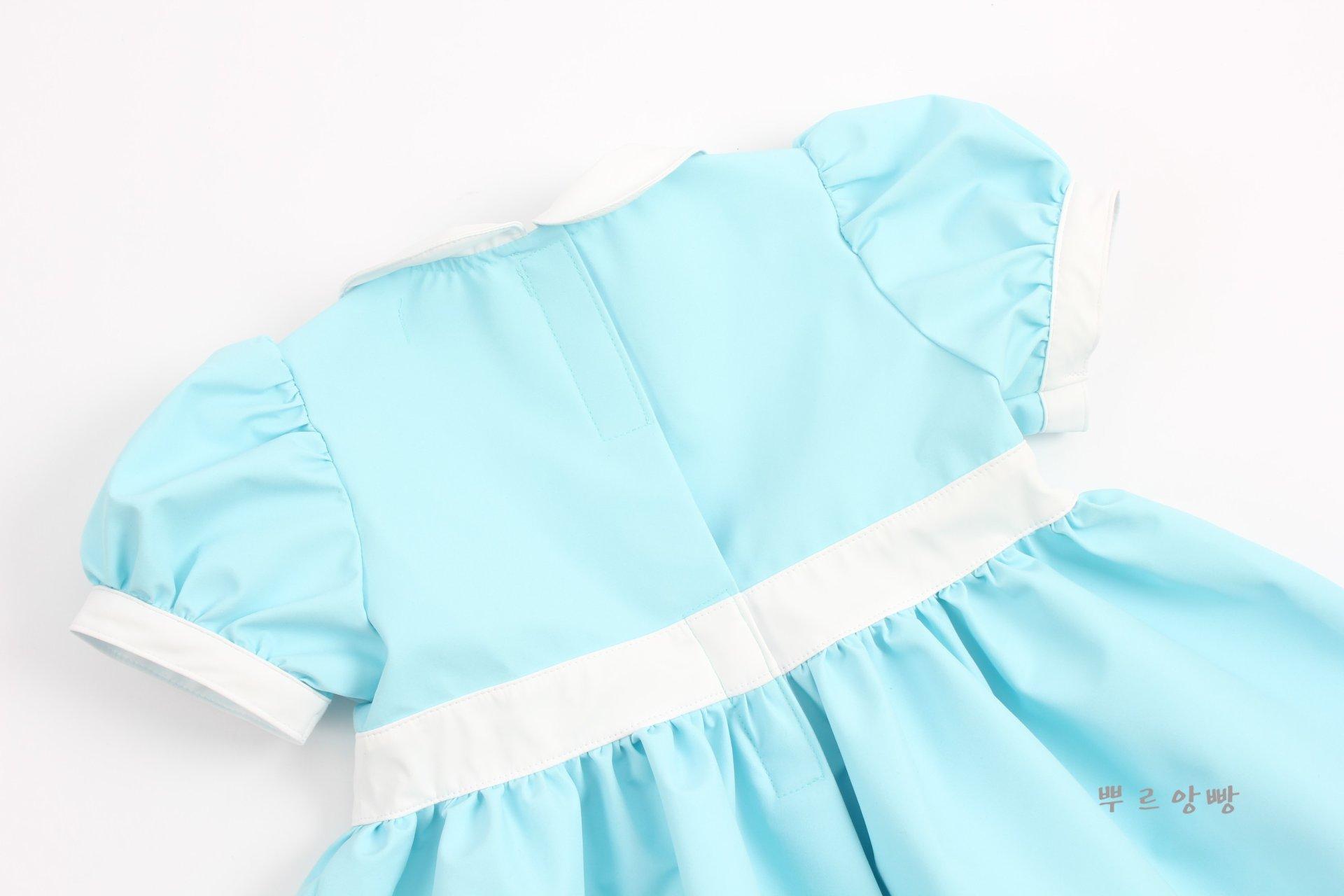 POURENFANT - Korean Children Fashion - #Kfashion4kids - Allie Rain Coat Dress - 3