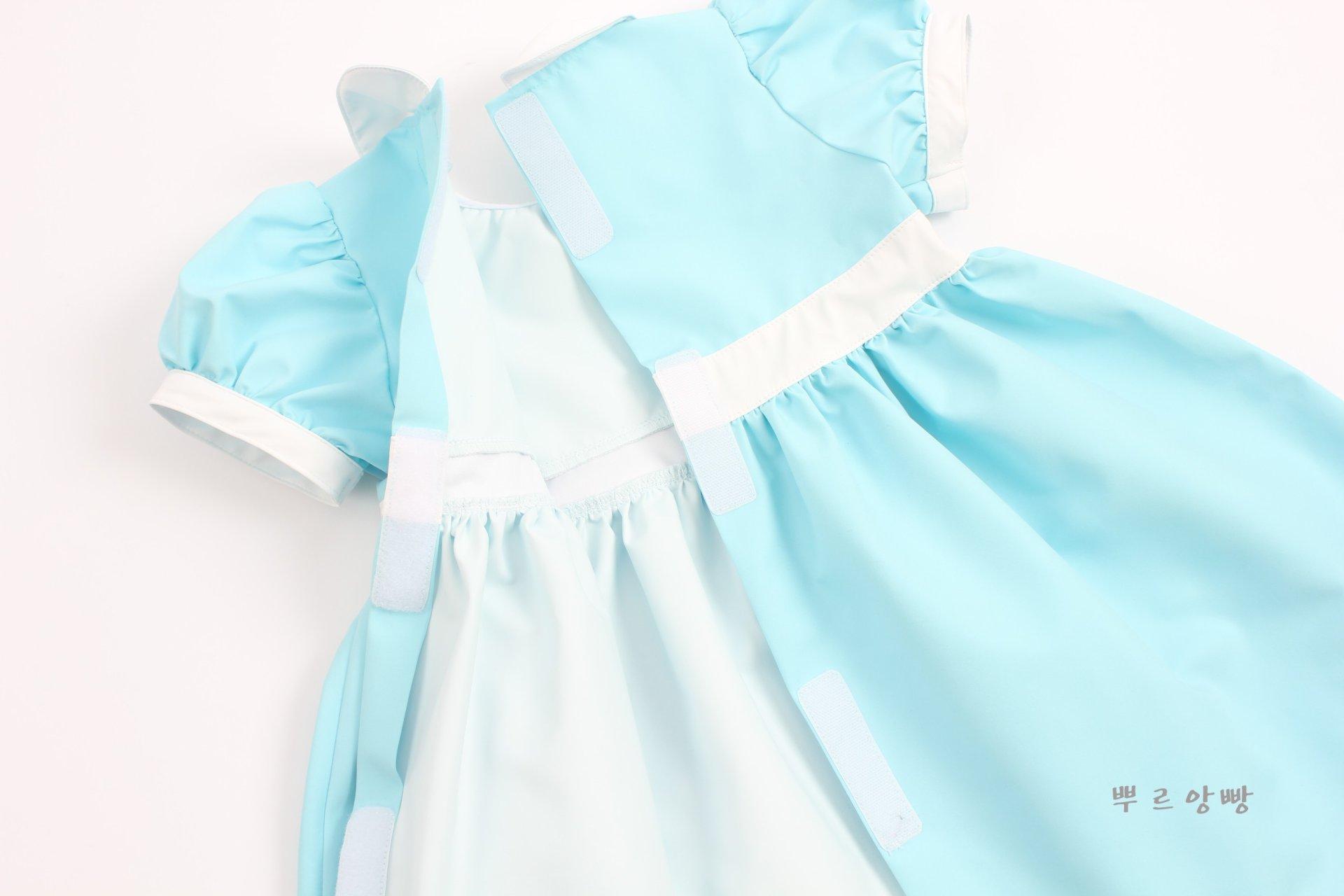 POURENFANT - Korean Children Fashion - #Kfashion4kids - Allie Rain Coat Dress - 5