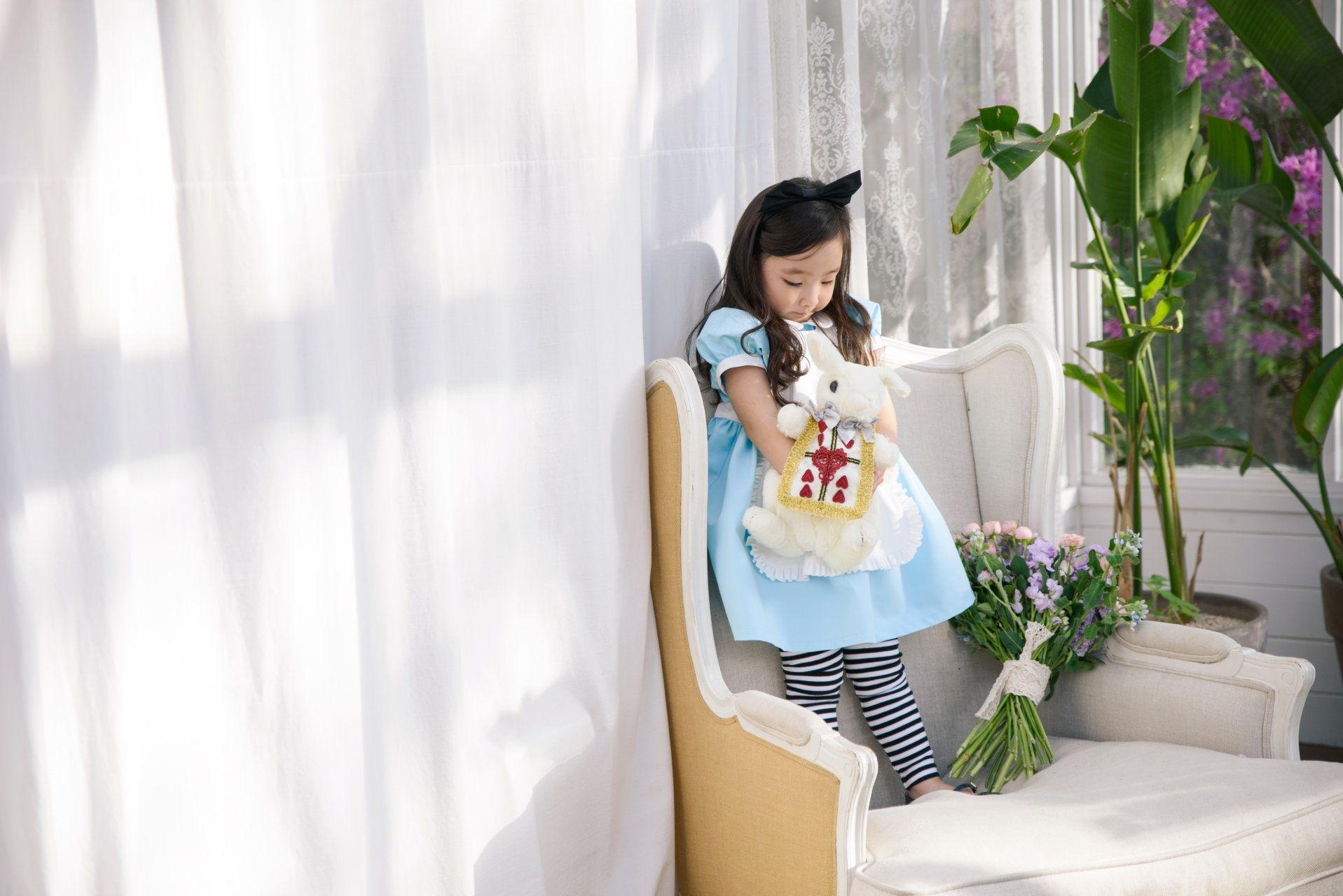 POURENFANT - Korean Children Fashion - #Kfashion4kids - Allie Rain Coat Dress - 6