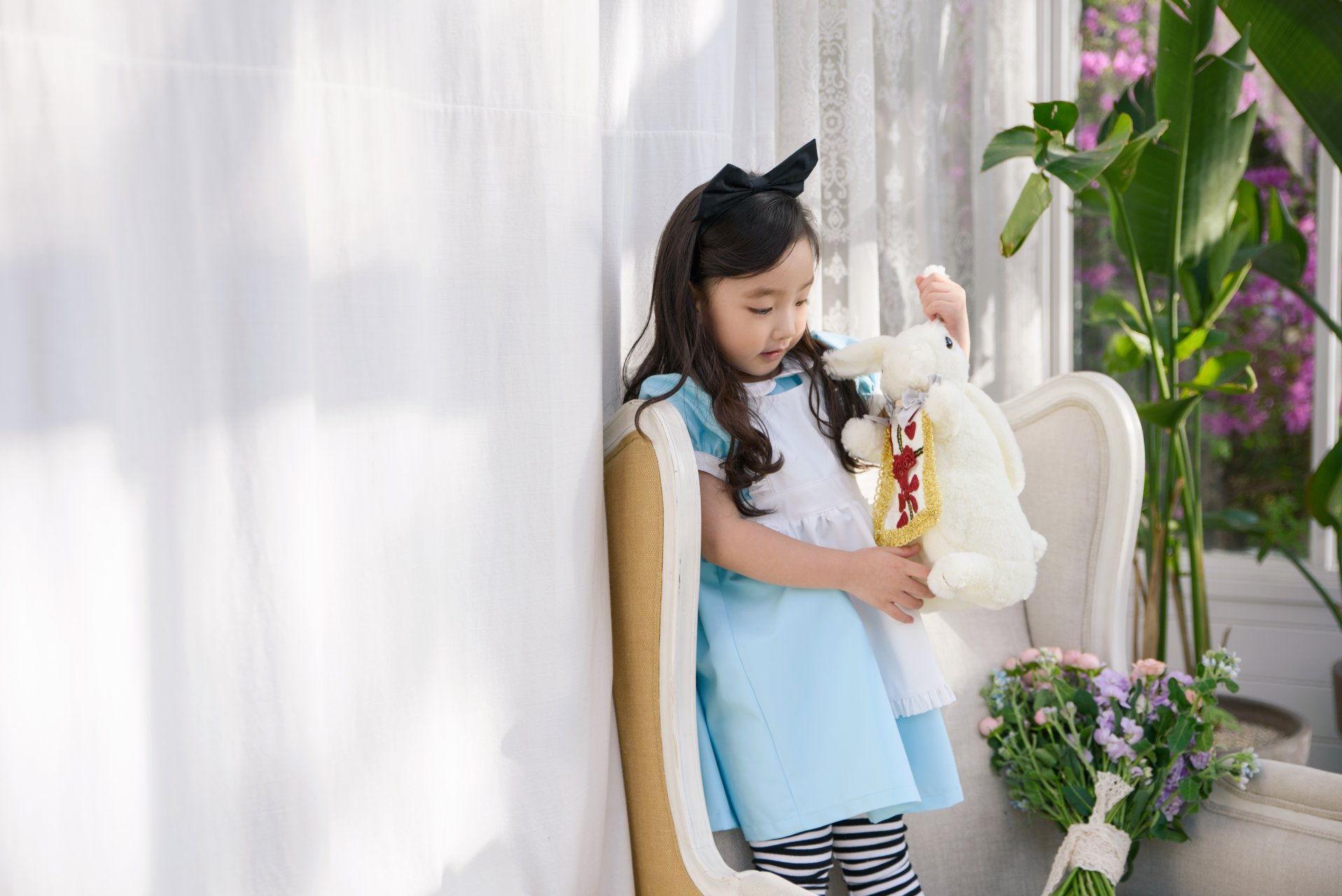 POURENFANT - Korean Children Fashion - #Kfashion4kids - Allie Rain Coat Dress - 7