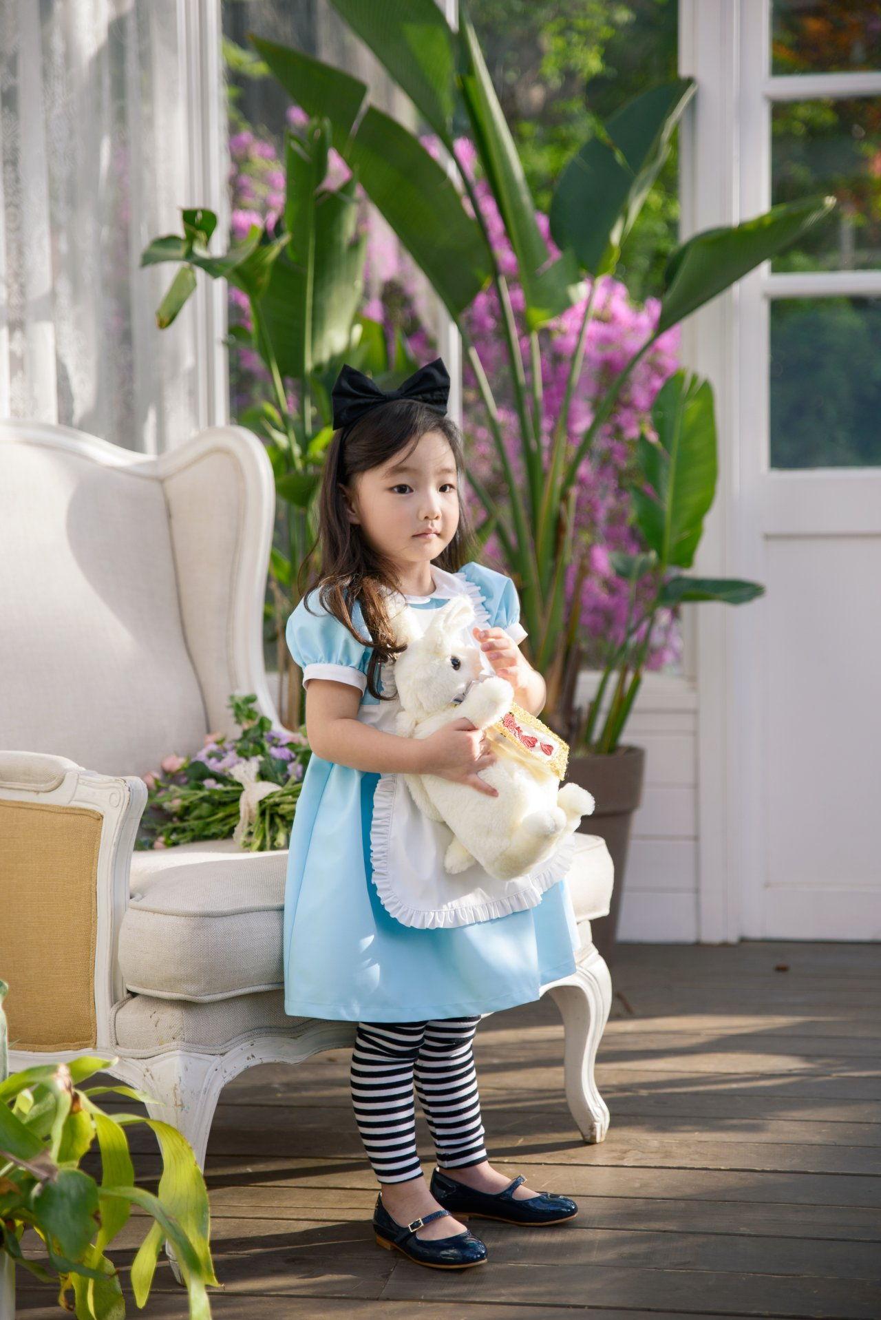 POURENFANT - Korean Children Fashion - #Kfashion4kids - Allie Rain Coat Dress - 8