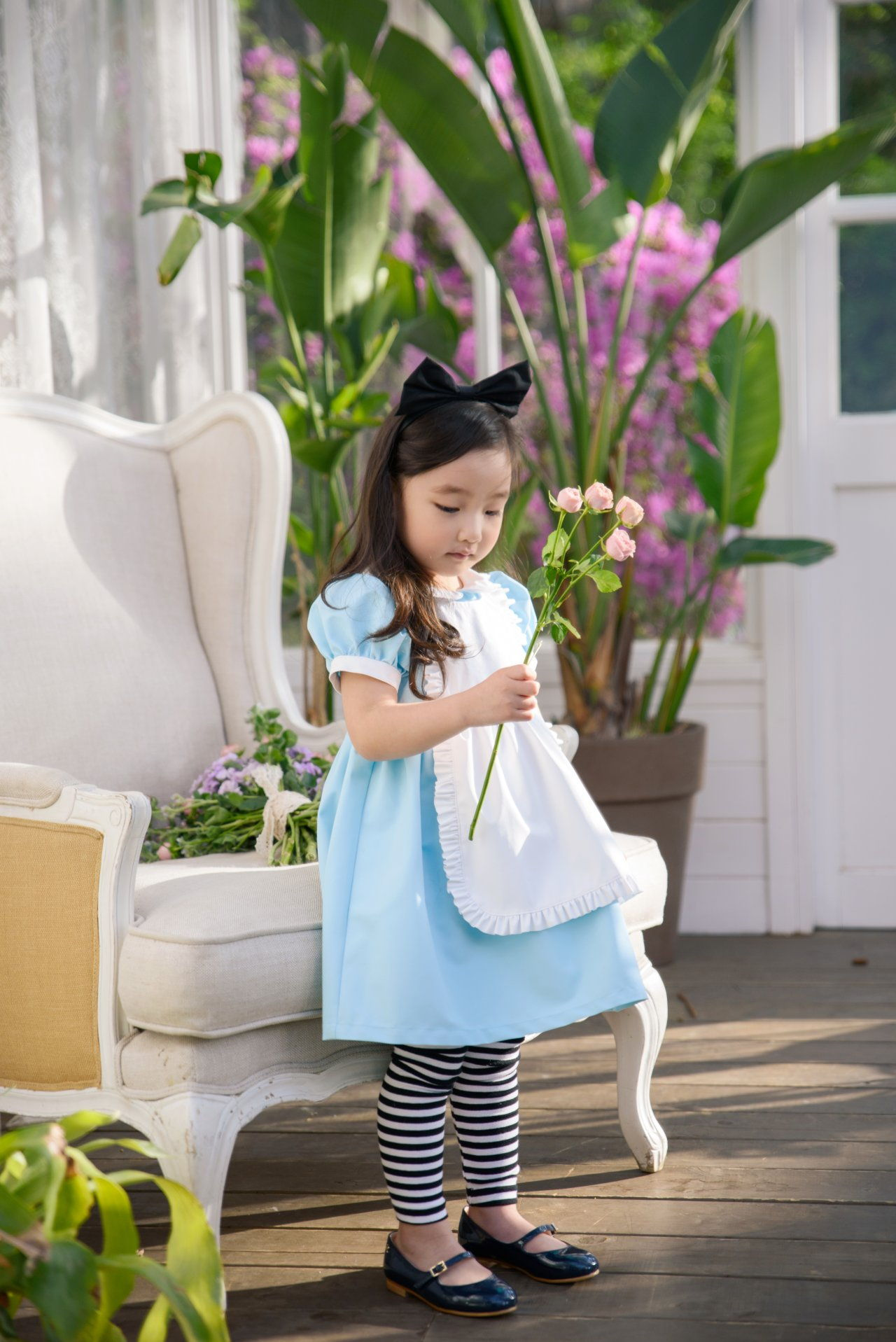 POURENFANT - Korean Children Fashion - #Kfashion4kids - Allie Rain Coat Dress - 9