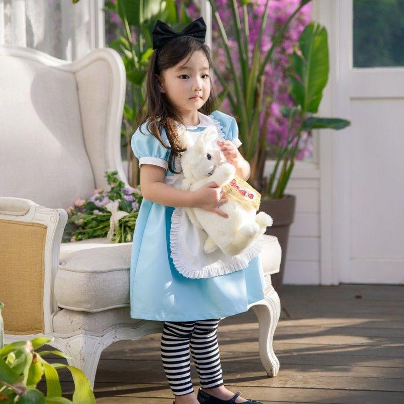 POURENFANT - BRAND - Korean Children Fashion - #Kfashion4kids - Allie Rain Coat Dress