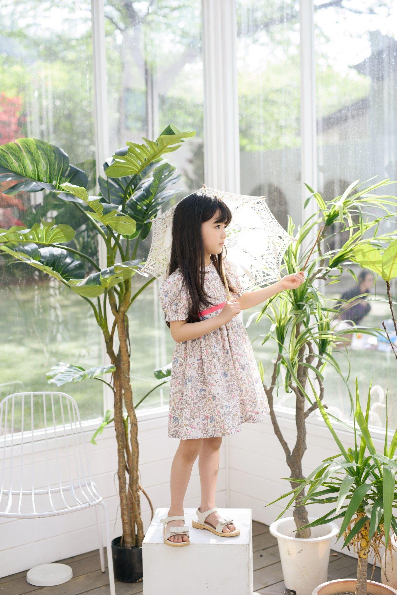 POURENFANT - Korean Children Fashion - #Kfashion4kids - Jenny One-piece