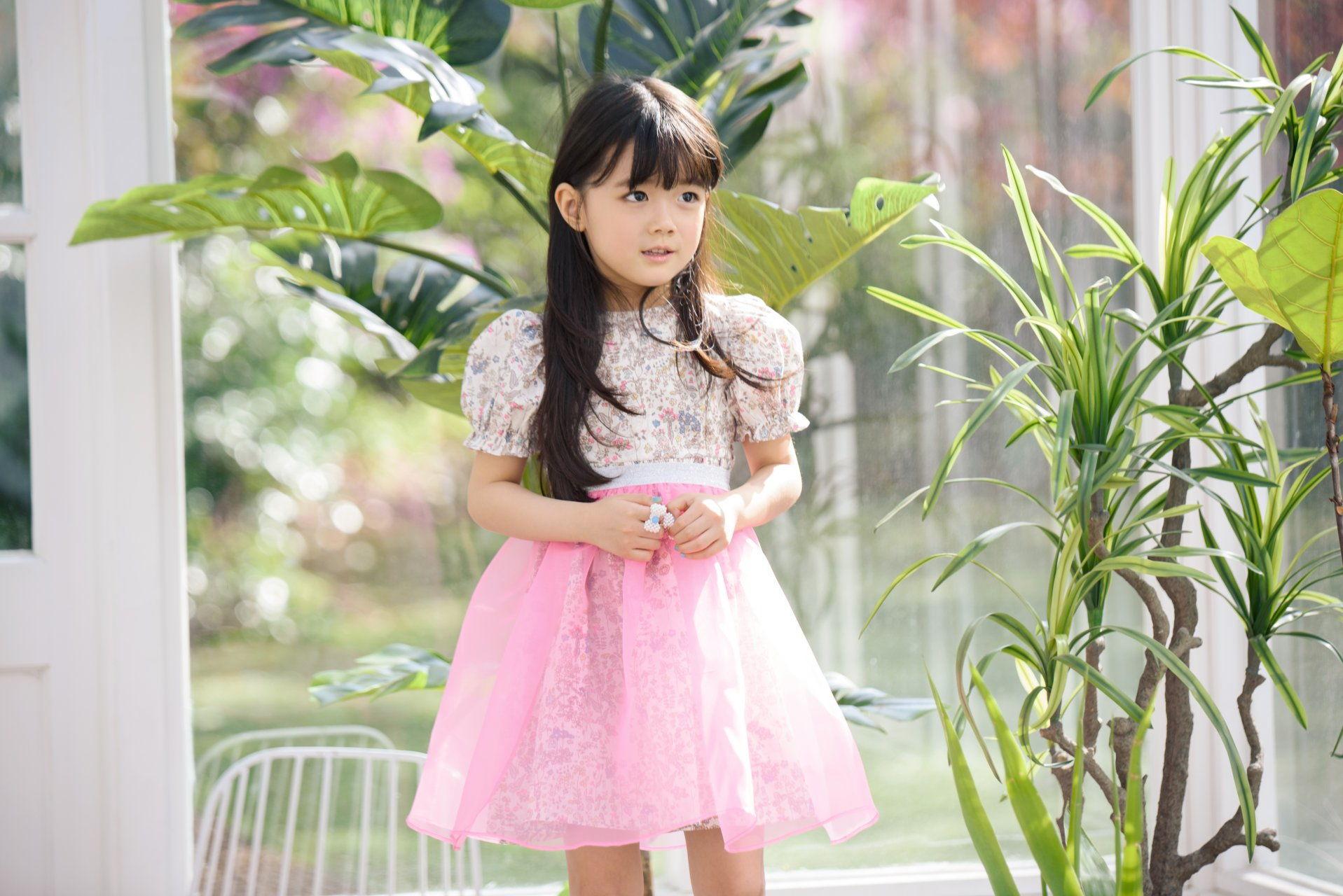 POURENFANT - Korean Children Fashion - #Kfashion4kids - Jenny One-piece - 4