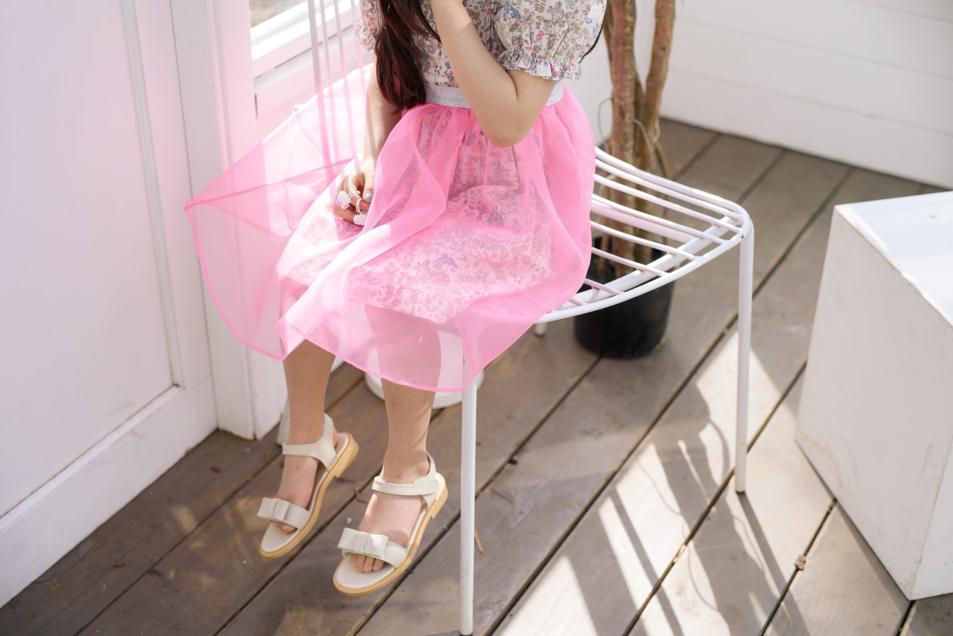 POURENFANT - Korean Children Fashion - #Kfashion4kids - Jenny One-piece - 5