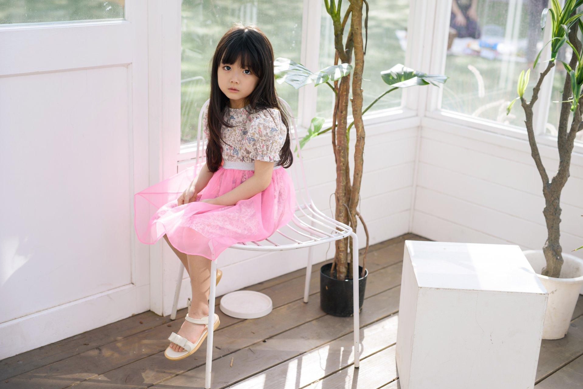 POURENFANT - Korean Children Fashion - #Kfashion4kids - Jenny One-piece - 6