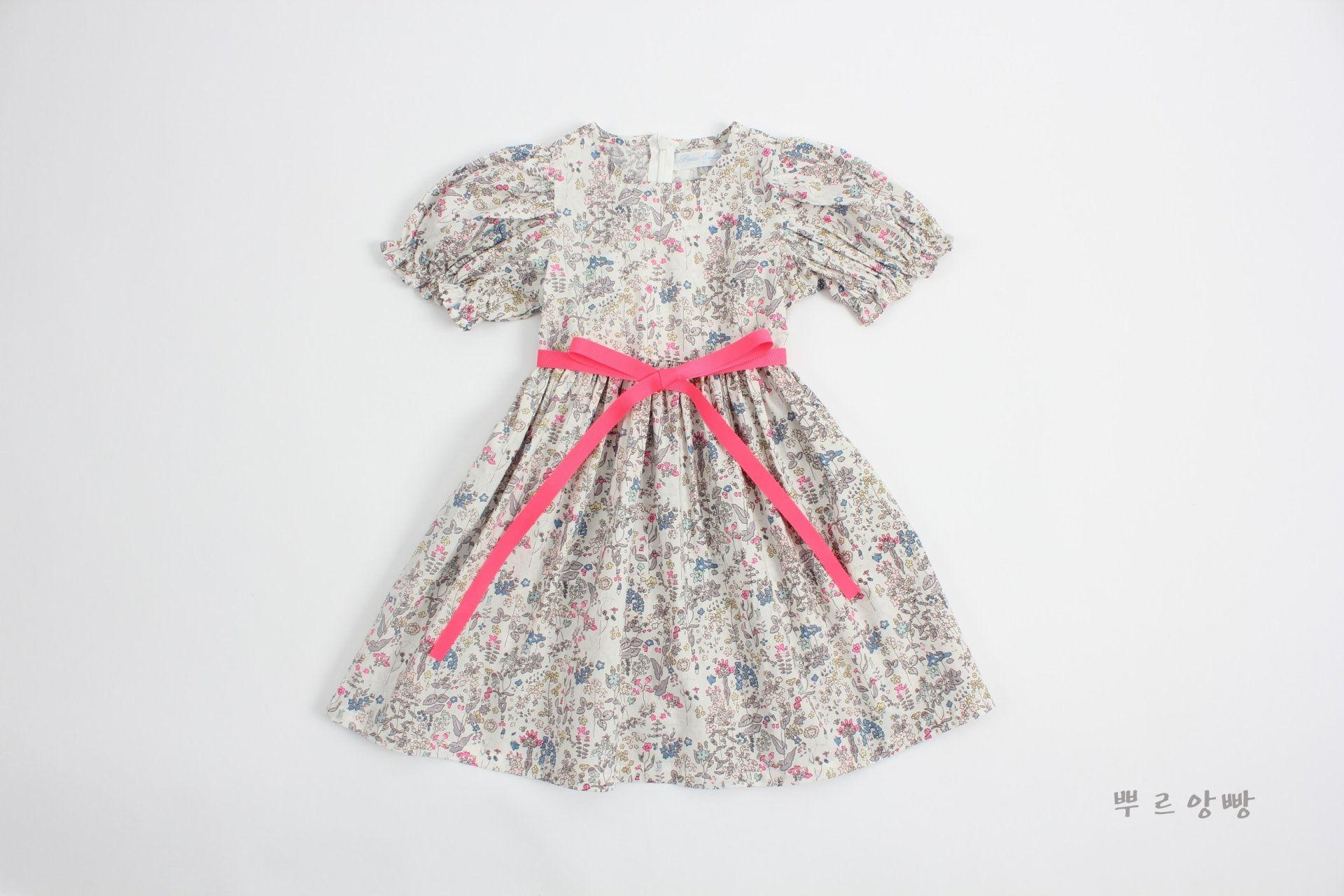 POURENFANT - Korean Children Fashion - #Kfashion4kids - Jenny One-piece - 8