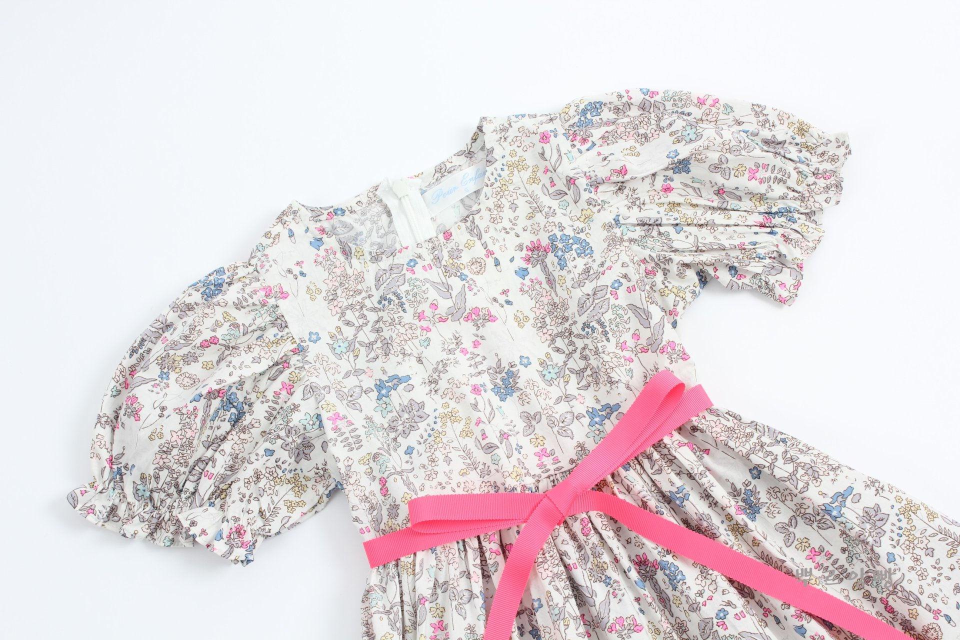 POURENFANT - Korean Children Fashion - #Kfashion4kids - Jenny One-piece - 9
