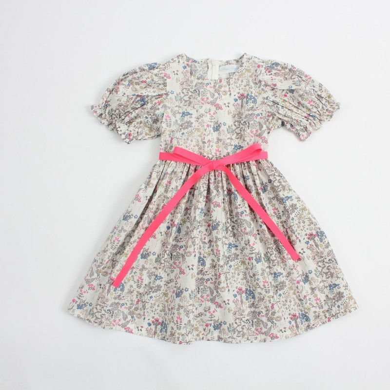 POURENFANT - BRAND - Korean Children Fashion - #Kfashion4kids - Jenny One-piece