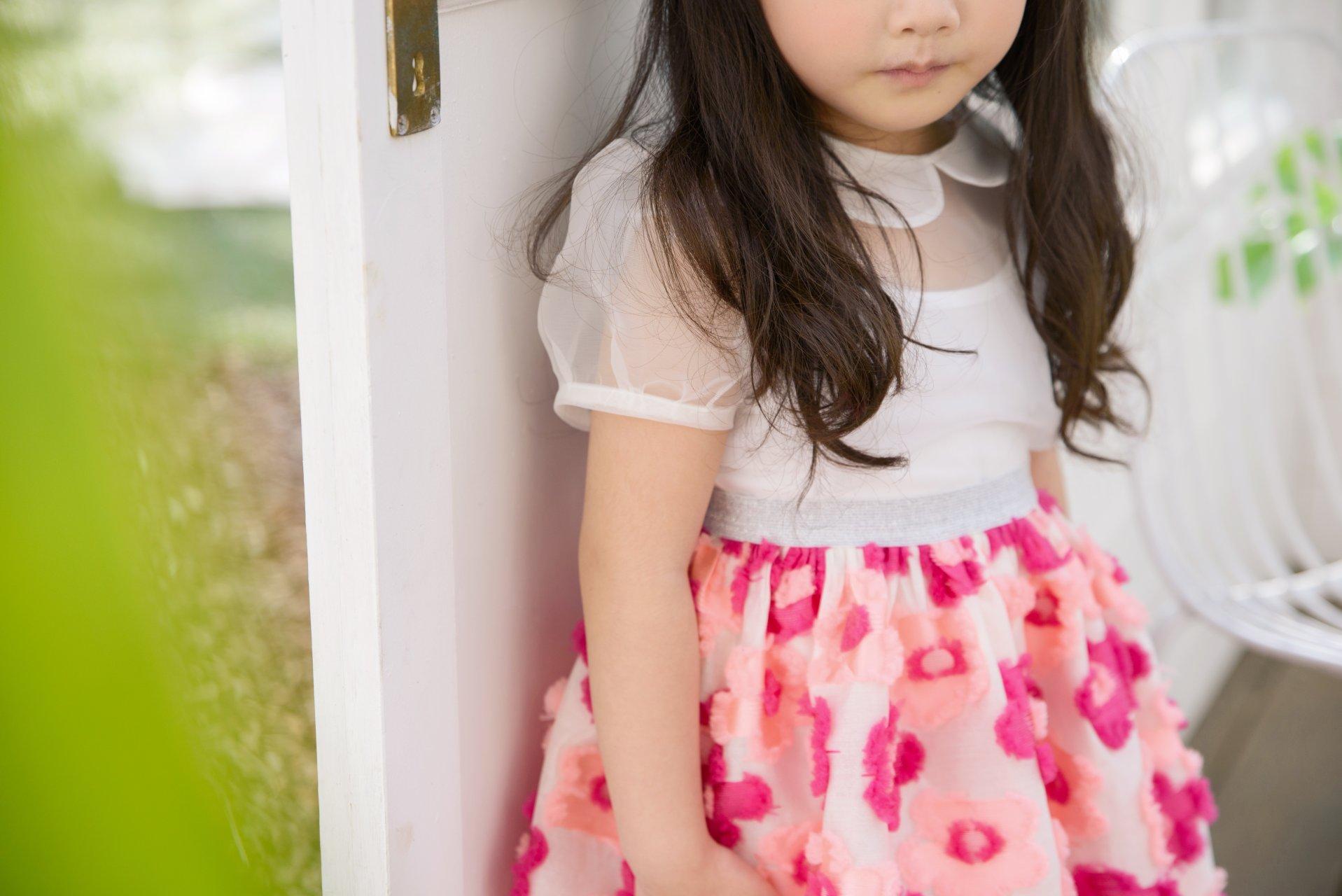 POURENFANT - Korean Children Fashion - #Kfashion4kids - Glory Jacquard Skirt - 3