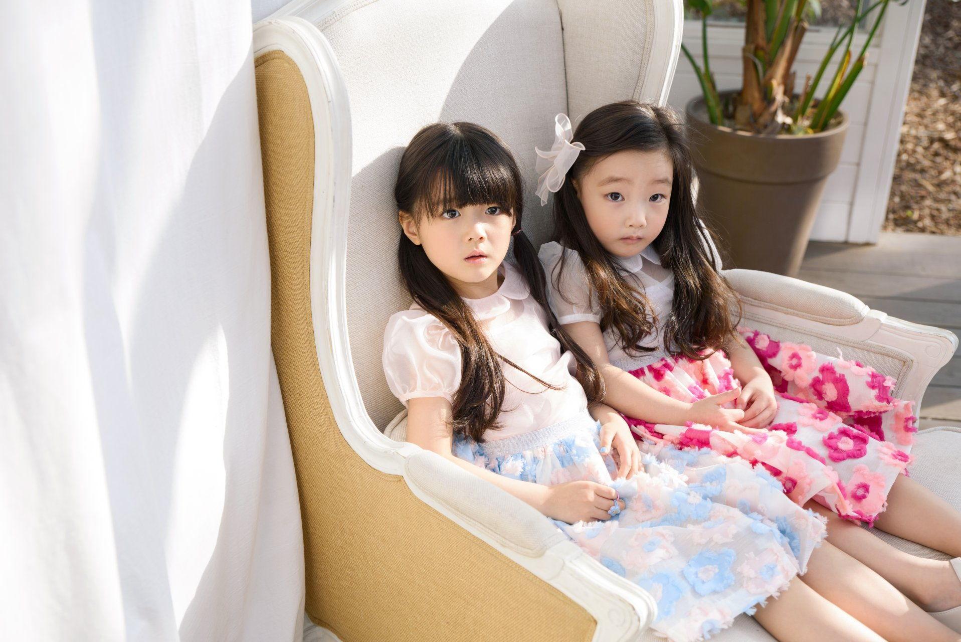 POURENFANT - Korean Children Fashion - #Kfashion4kids - Glory Jacquard Skirt - 4