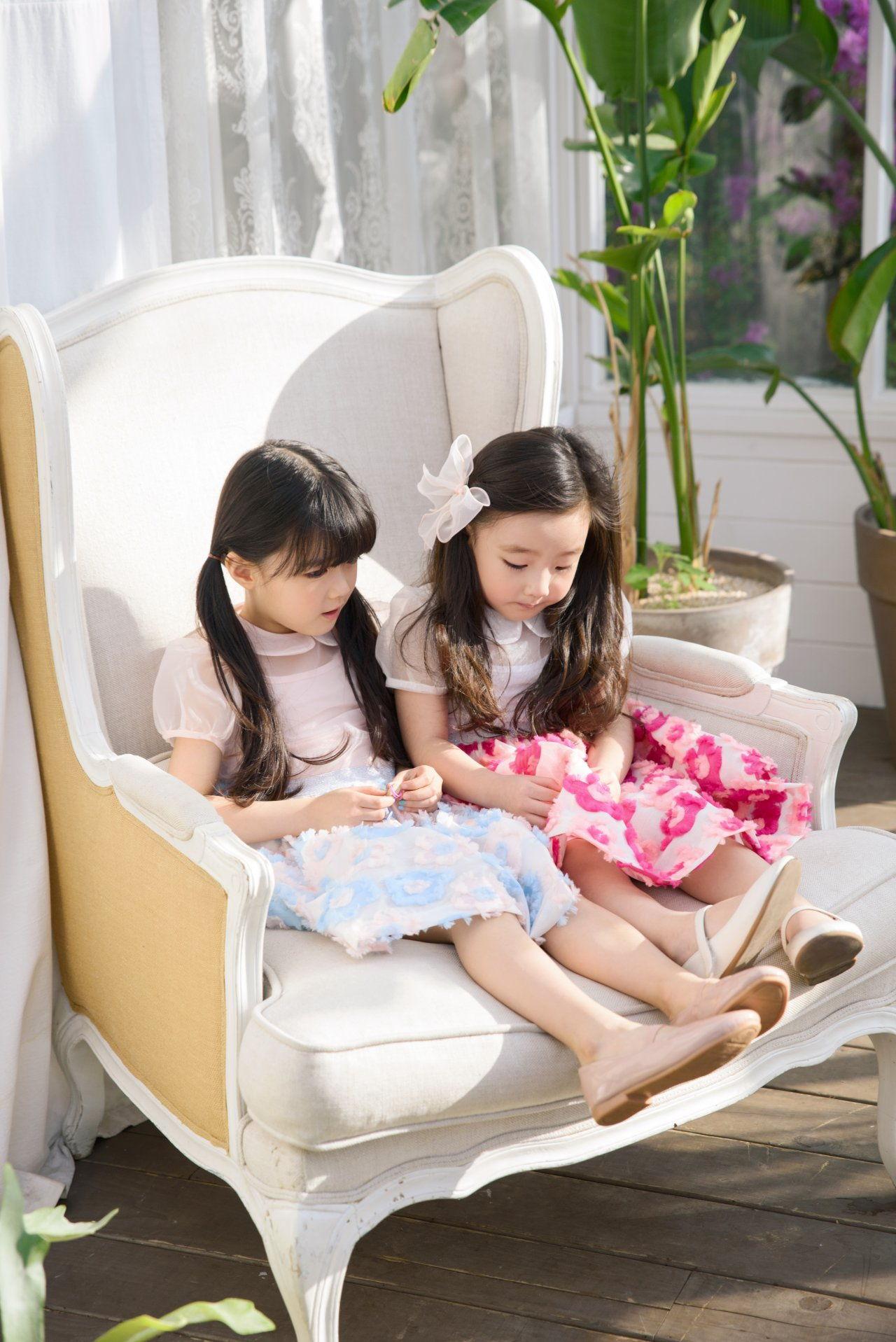 POURENFANT - Korean Children Fashion - #Kfashion4kids - Glory Jacquard Skirt - 5