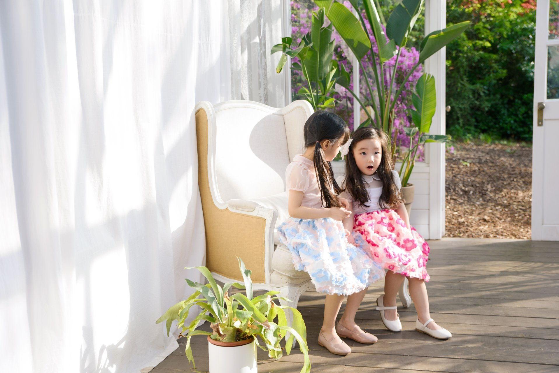 POURENFANT - Korean Children Fashion - #Kfashion4kids - Glory Jacquard Skirt - 6