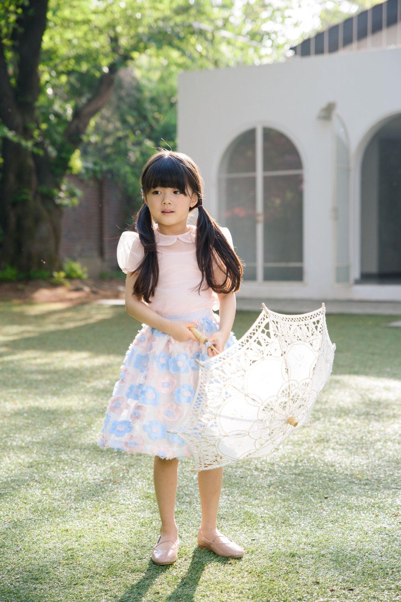 POURENFANT - Korean Children Fashion - #Kfashion4kids - Glory Jacquard Skirt - 7