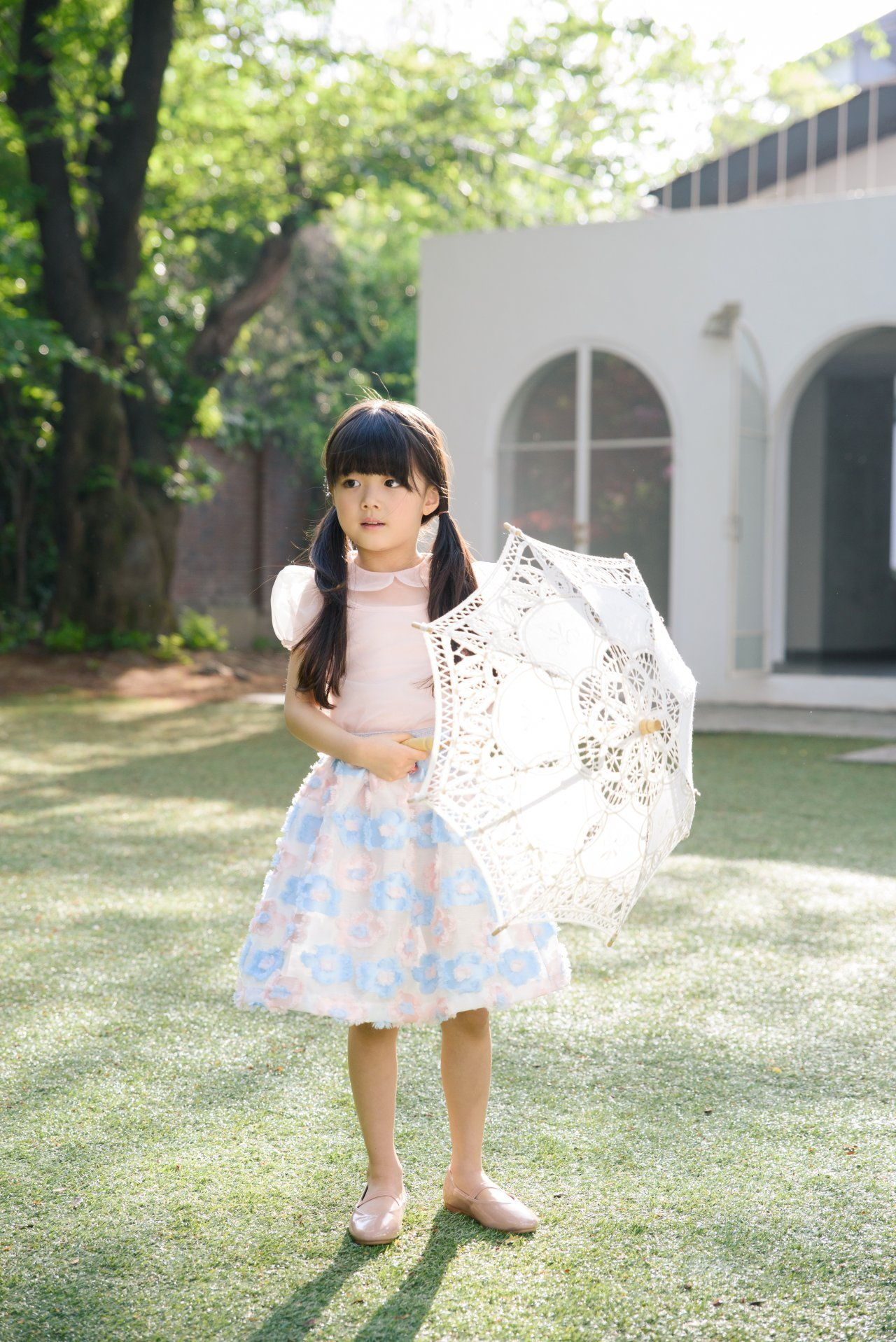 POURENFANT - Korean Children Fashion - #Kfashion4kids - Glory Jacquard Skirt - 8