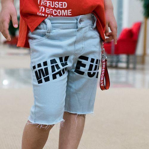 RAKU - BRAND - Korean Children Fashion - #Kfashion4kids - Wake Up Pants
