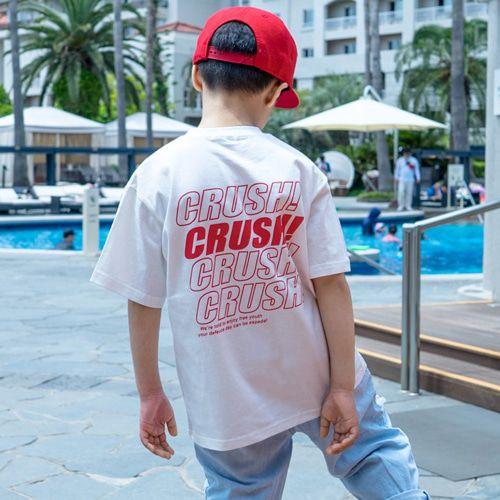 RAKU - BRAND - Korean Children Fashion - #Kfashion4kids - Crush Tee