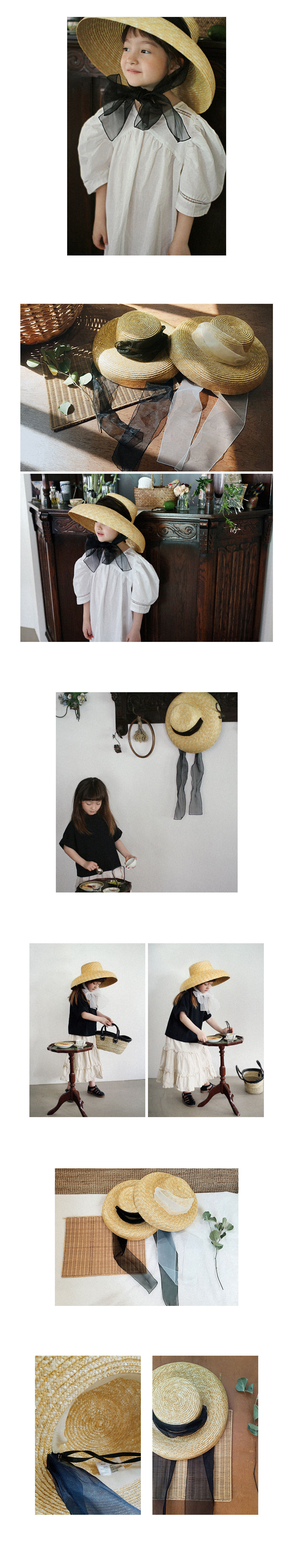 SCON - Korean Children Fashion - #Kfashion4kids - Belloa Hat - 2