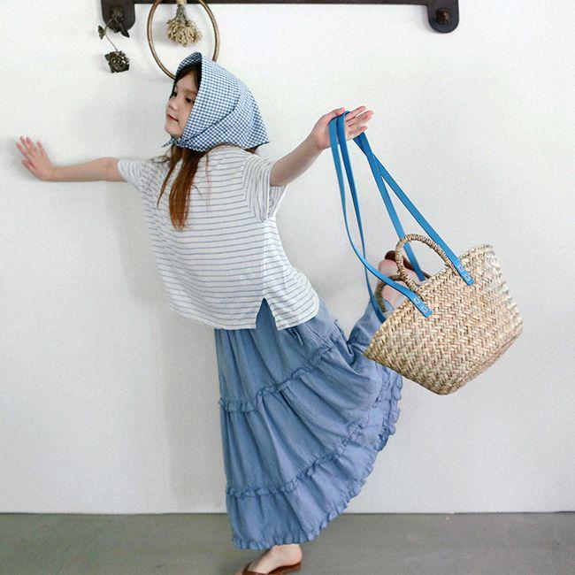 SCON - BRAND - Korean Children Fashion - #Kfashion4kids - Clever Tee