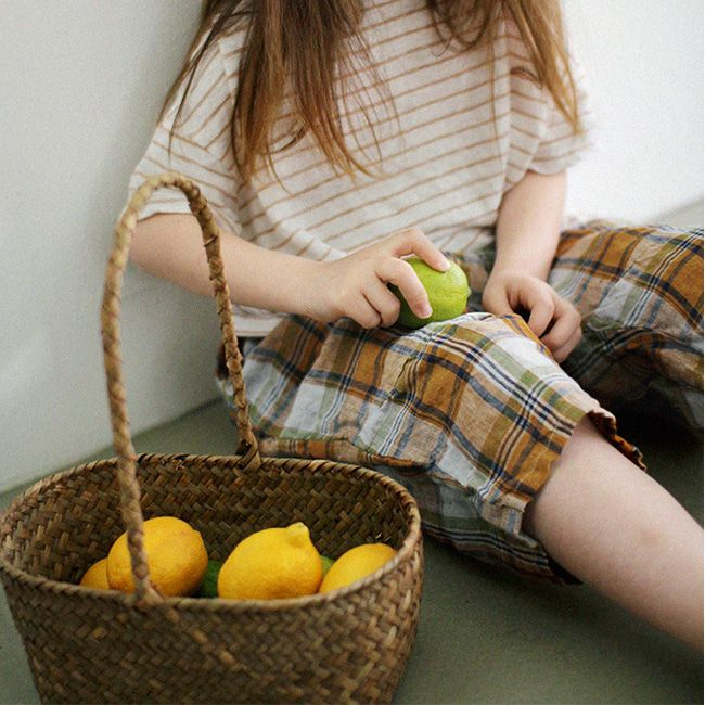 SCON - BRAND - Korean Children Fashion - #Kfashion4kids - Ssoel Pants