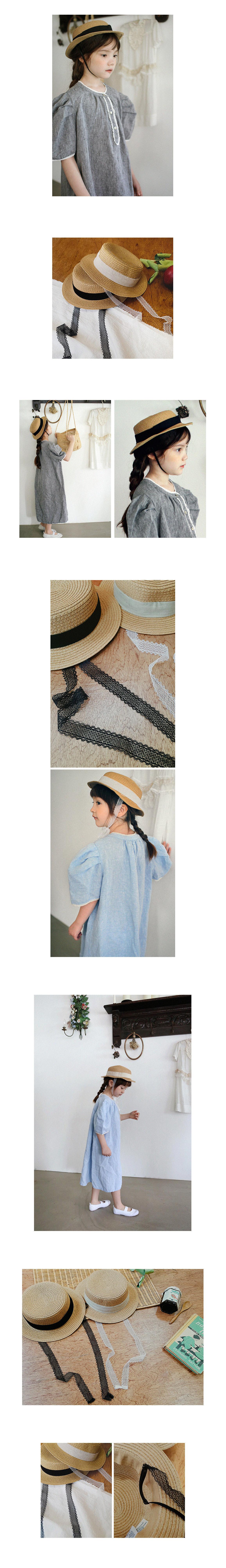 SCON - Korean Children Fashion - #Kfashion4kids - Melboni Hat - 2