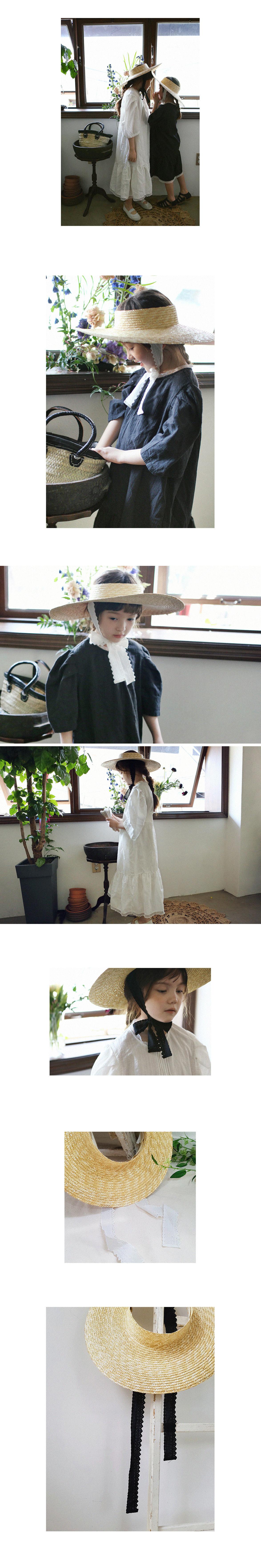 SCON - Korean Children Fashion - #Kfashion4kids - Anne Sun Cap - 2