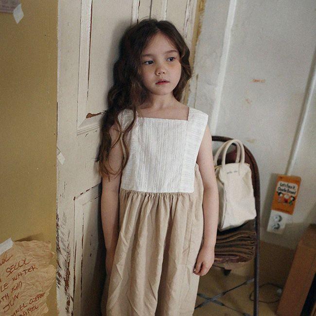 SCON - BRAND - Korean Children Fashion - #Kfashion4kids - Giselle One-piece