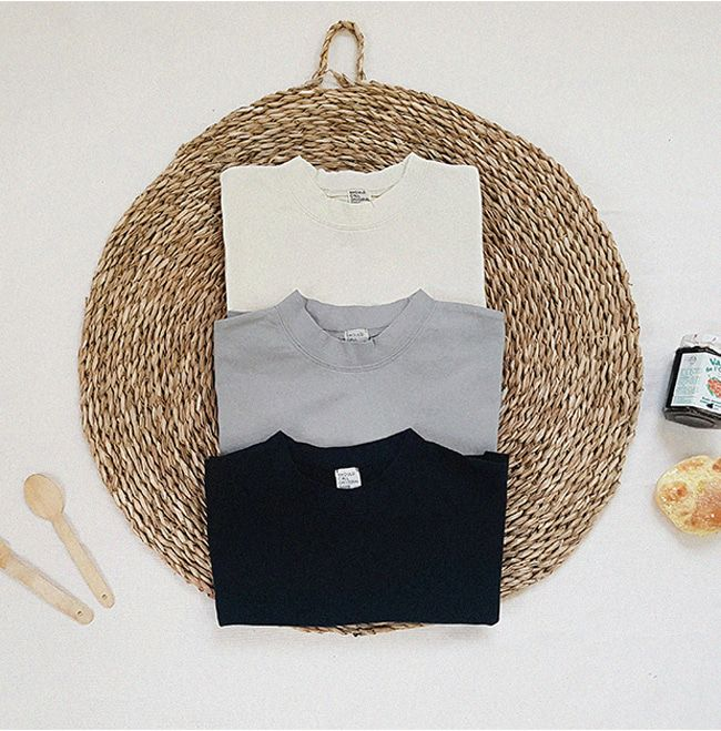 SCON - BRAND - Korean Children Fashion - #Kfashion4kids - Bagel Tee