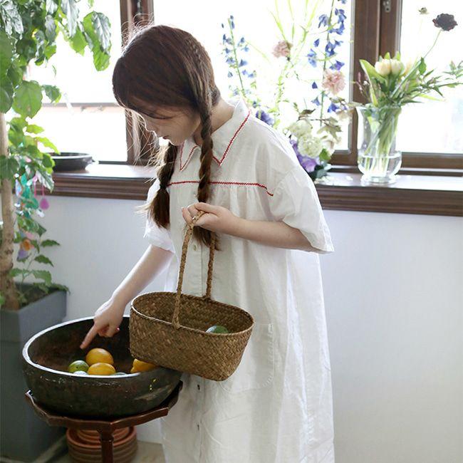 SCON - BRAND - Korean Children Fashion - #Kfashion4kids - Saydean One-piece