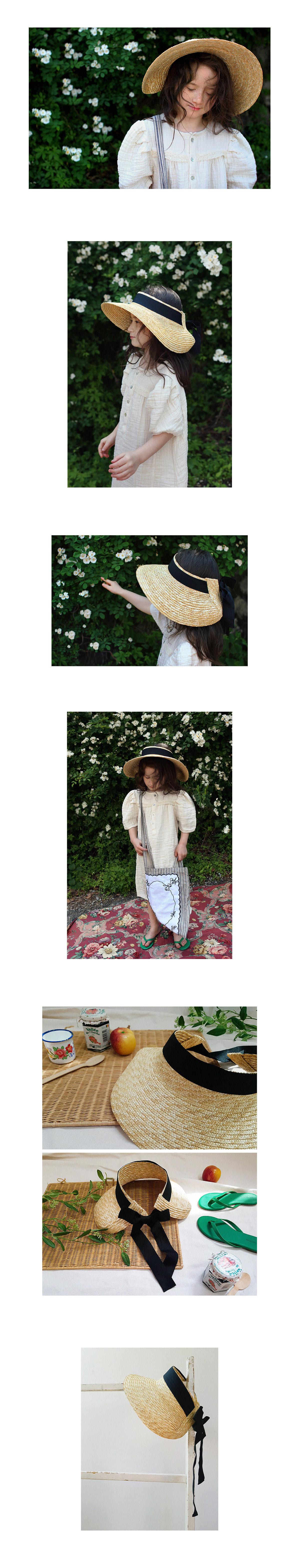 SCON - Korean Children Fashion - #Kfashion4kids - Jane Sun Cap - 2