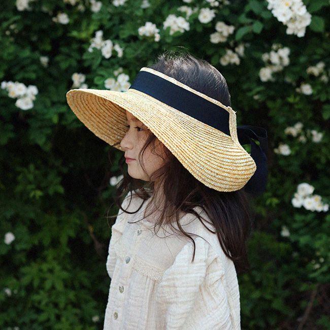 SCON - BRAND - Korean Children Fashion - #Kfashion4kids - Jane Sun Cap
