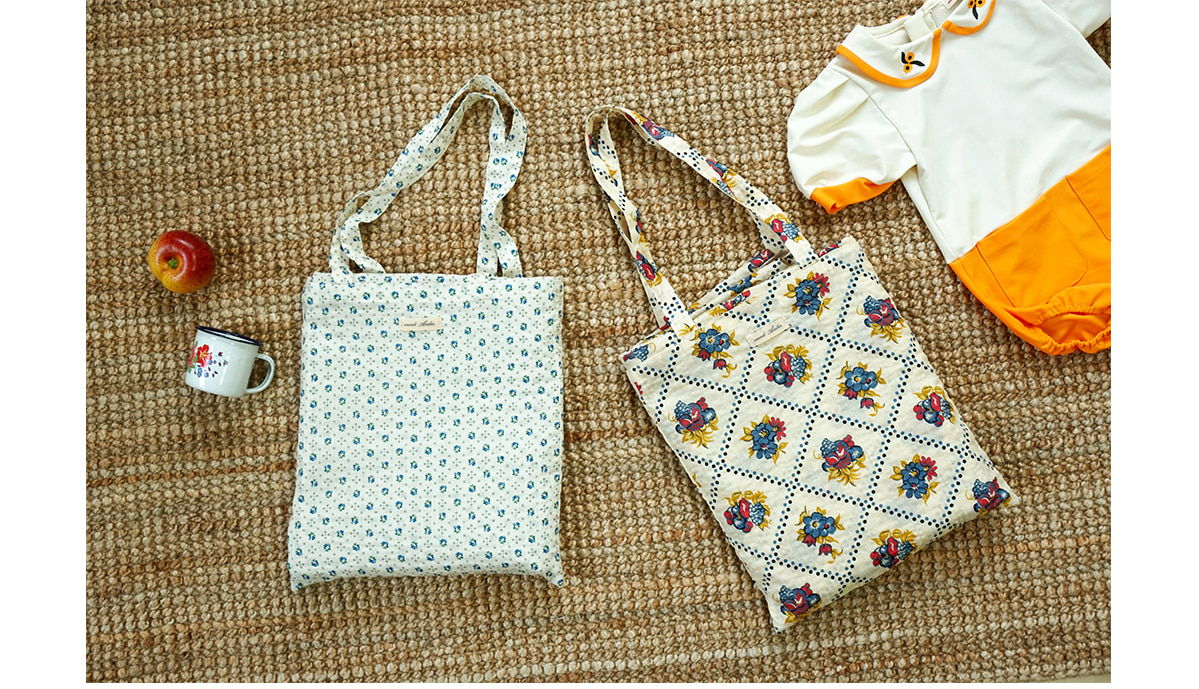 AMBER - Korean Children Fashion - #Kfashion4kids - Rody Picnic Blanket Bag Set