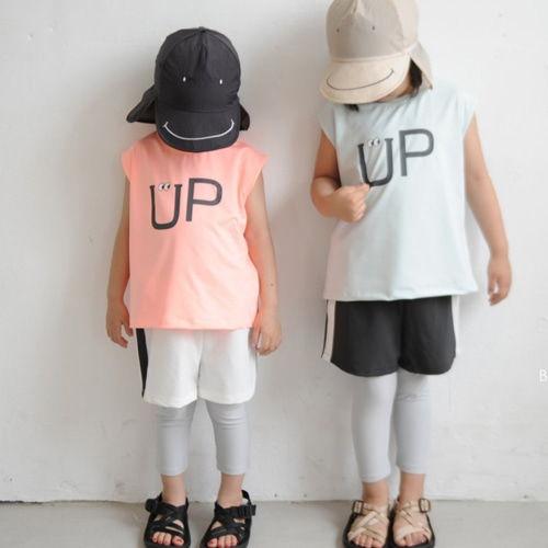 BUTTERCUP - BRAND - Korean Children Fashion - #Kfashion4kids - Up Swimwear Set