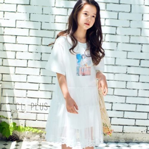 C.L PLUS - BRAND - Korean Children Fashion - #Kfashion4kids - Love One-piece