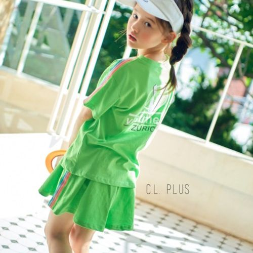 C.L PLUS - BRAND - Korean Children Fashion - #Kfashion4kids - Best Skirt Pants
