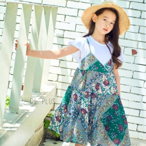 C.L PLUS - BRAND - Korean Children Fashion - #Kfashion4kids - Ethnic One-piece