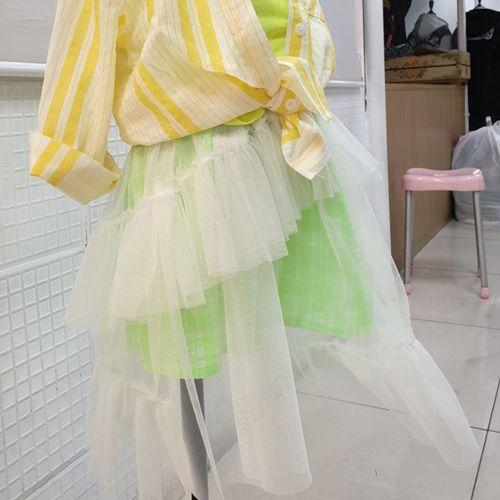 C.L PLUS - BRAND - Korean Children Fashion - #Kfashion4kids - Cha Skirt