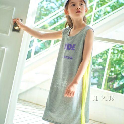 C.L PLUS - BRAND - Korean Children Fashion - #Kfashion4kids - Line One-piece