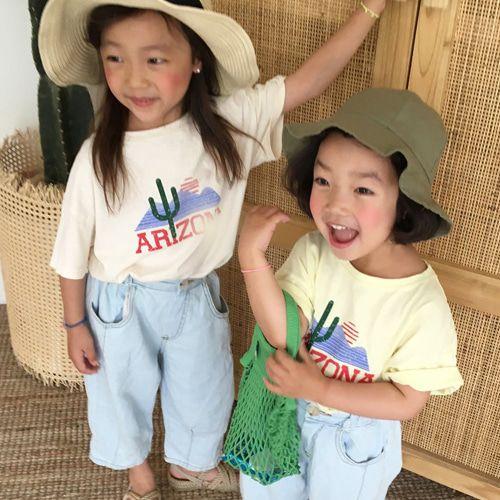 CONCOCTER - BRAND - Korean Children Fashion - #Kfashion4kids - Arizona Tee
