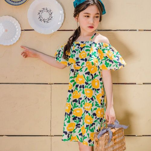 DORE DORE - BRAND - Korean Children Fashion - #Kfashion4kids - Danang One-piece