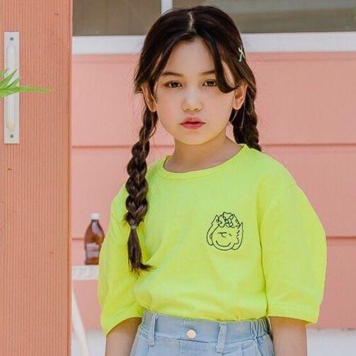 DORE DORE - BRAND - Korean Children Fashion - #Kfashion4kids - Lucy Tee