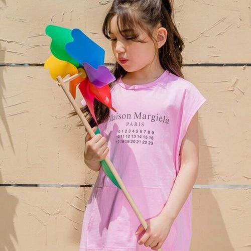 DORE DORE - BRAND - Korean Children Fashion - #Kfashion4kids - Maison Sleeveless Tee