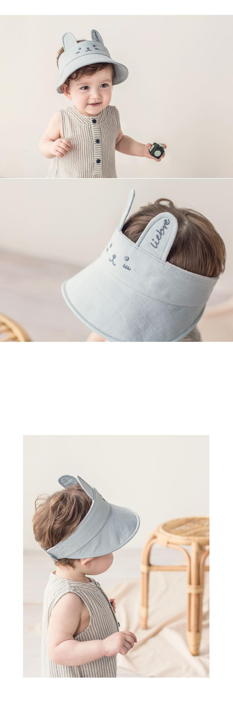 HAPPY PRINCE - Korean Children Fashion - #Kfashion4kids - Libre Wild Sun Cap - 2