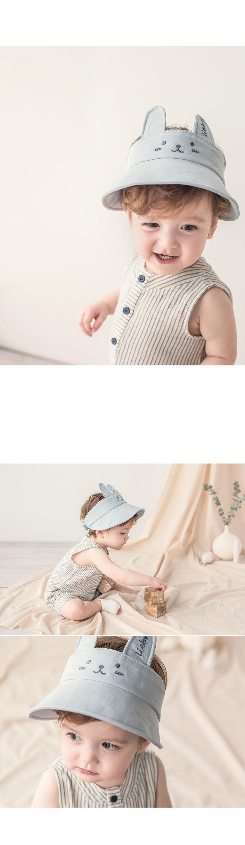 HAPPY PRINCE - Korean Children Fashion - #Kfashion4kids - Libre Wild Sun Cap - 3