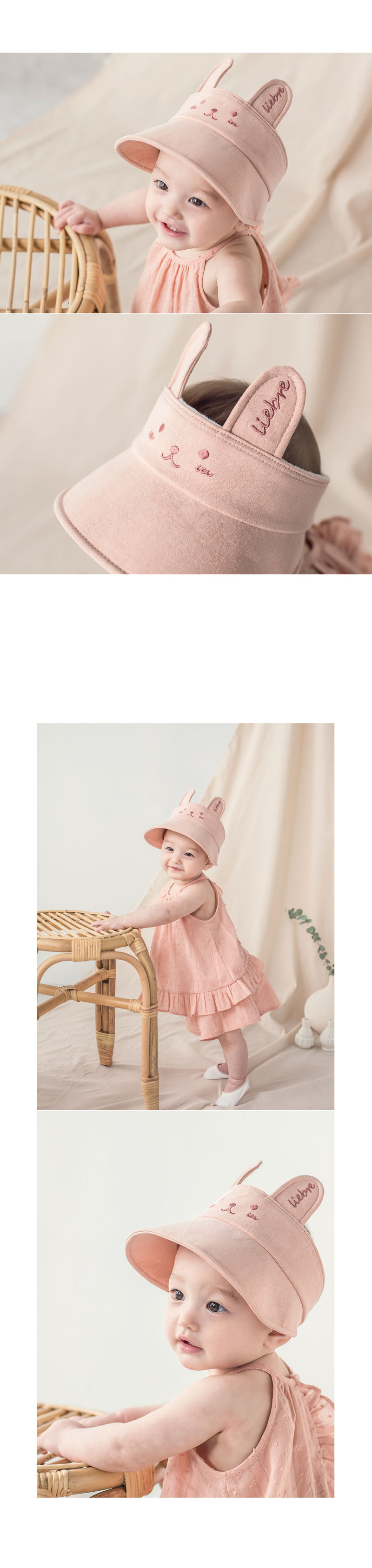 HAPPY PRINCE - Korean Children Fashion - #Kfashion4kids - Libre Wild Sun Cap - 5